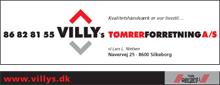 Villy's Tømmerforretning